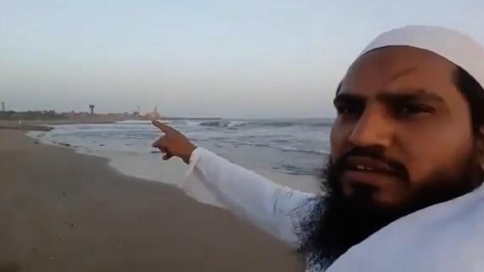 सोमनाथ मंदिर, मुस्लिम, वीडियो