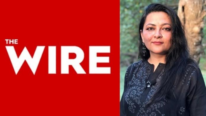 आरफा, The Wire, बंगाल