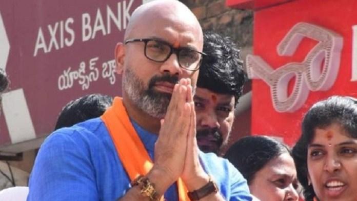 अरविंद धर्मपुरी