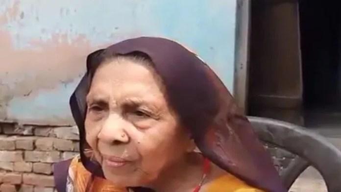 80 साल माँ TMC मारा