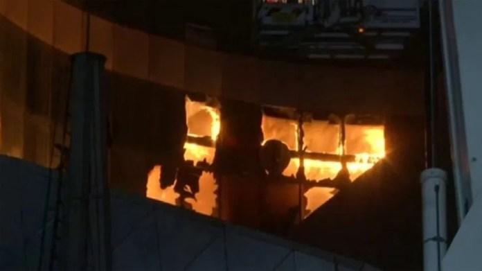 कोरोना महाराष्ट्र आग