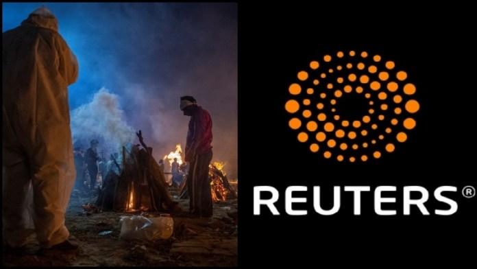 Reuters, दानिश सिद्दीकी, कोरोना
