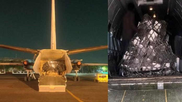 कोरोना संकट, भारतीय वायुसेना