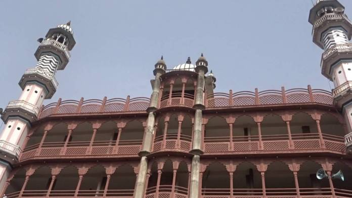 जयपुर जामा मस्जिद