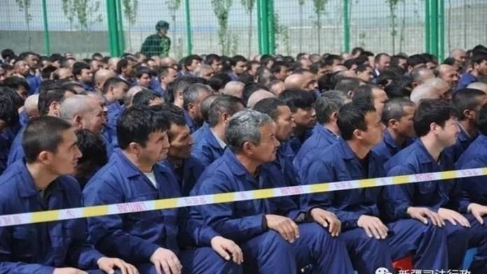 लिथुआनिया चीन उइगुर मुसलमान नरसंहार