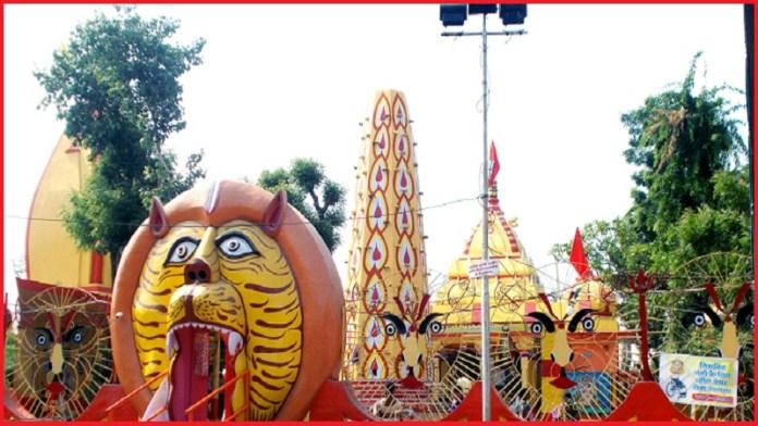 मध्य प्रदेश के नलखेड़ा स्थित माता बगलामुखी मंदिर