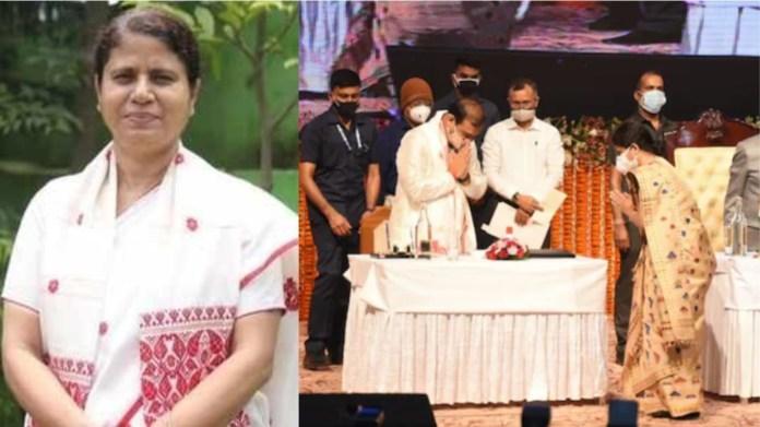 असम महिला वित्त मंत्री