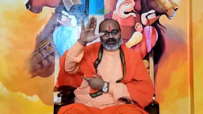 महंत नरसिंहानंद, हत्या की साजिश, जहाँगीर