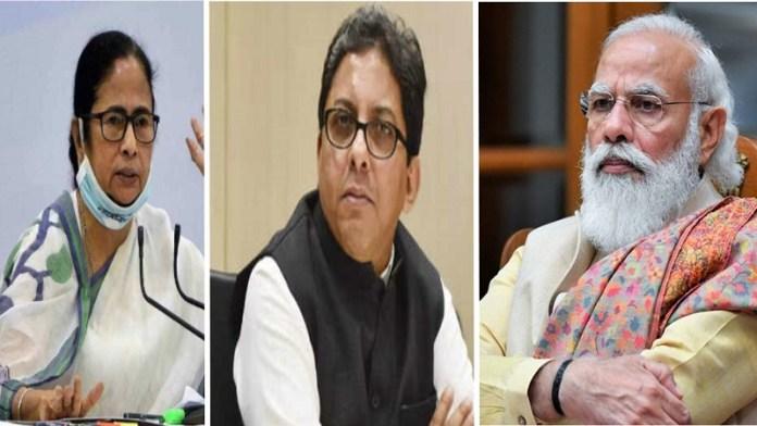 बंगाल के मुख्य सचिव के ट्रांसफर का मुद्दा