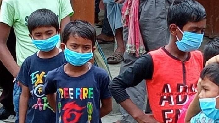 बंगाल हिंसा, पलायन, मीडिया