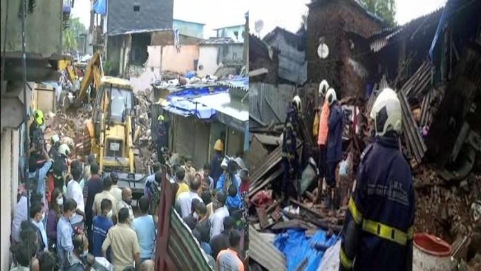 मुंबई घर मौत