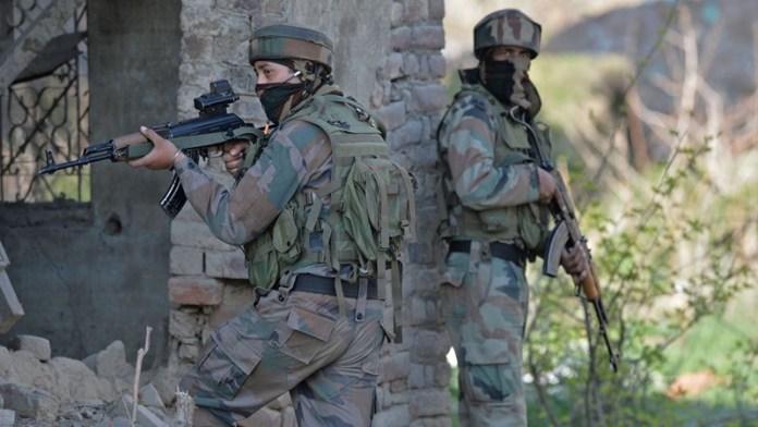 कश्मीर, लश्कर, मुदस्सिर पंडित