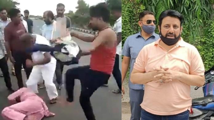 अमानतुल्लाह खान, फेक, वीडियो
