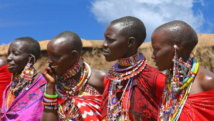 केन्या, मदद, भारत, अमेरिका, गायें