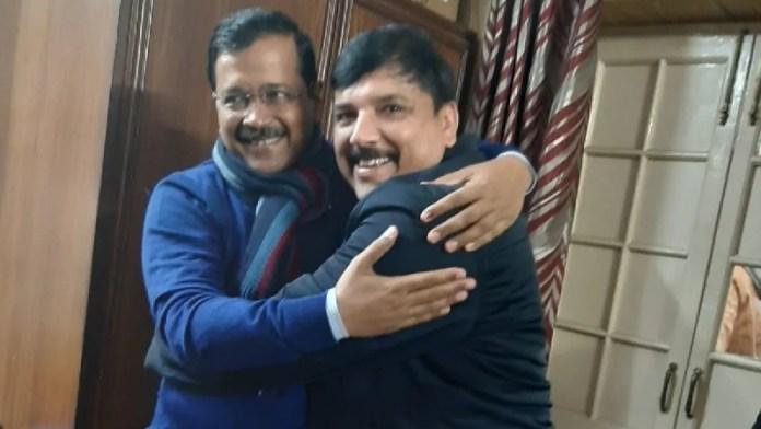 संजय सिंह, AAP, पार्टी फंड