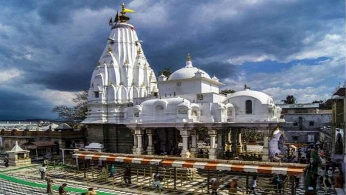 कांगड़ा माता बज्रेश्वरी मंदिर