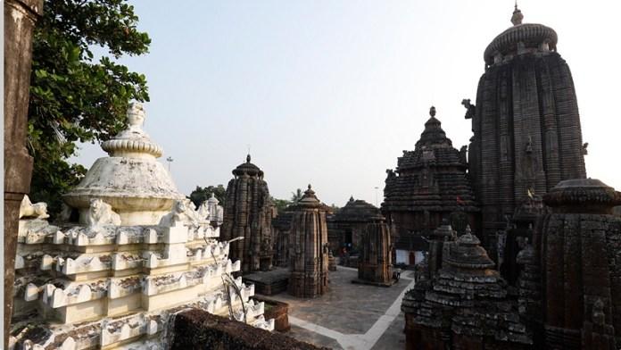 लिंगराज मंदिर ओडिशा