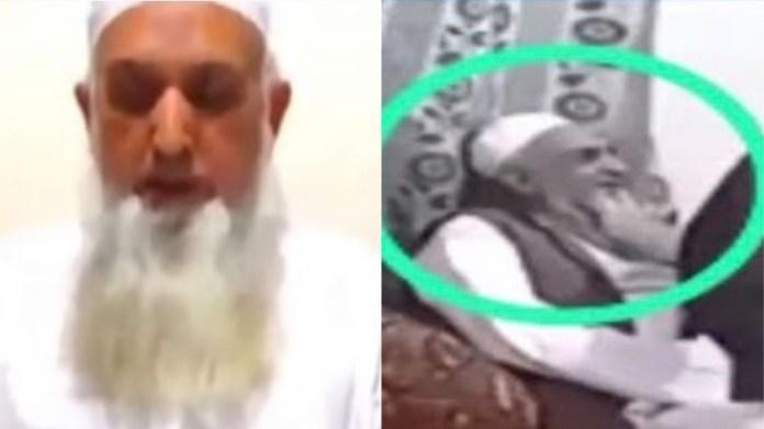 पाकिस्तानी मौलवी अजीजुर रहमान का वीडियो वायरल