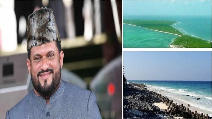 लक्षद्वीप सांसद मोहम्मद फैजल ने किया सुधार कानून का विरोध