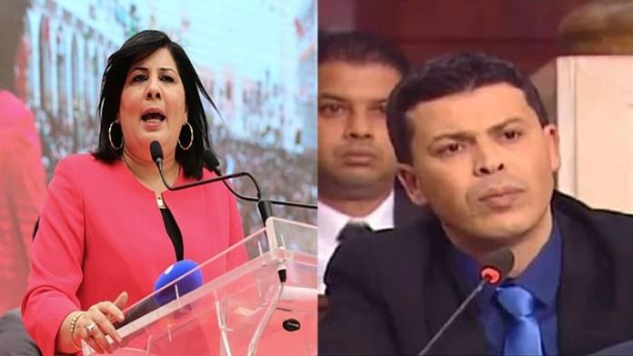 ट्यूनीशिया अंतरराष्ट्रीय हिंसा संसद