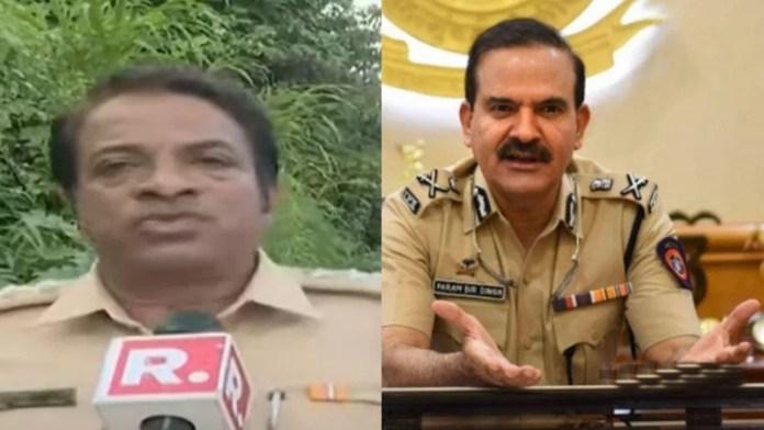 महाराष्ट्र परमबीर सिंह भ्रष्टाचार