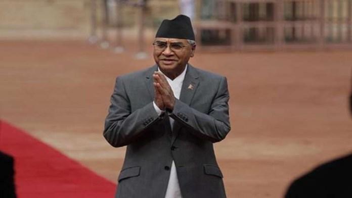 नेपाल के सुप्रीम कोर्ट ने शेर बहादुर देउबा को प्रधानमंत्री बनाने का दिया आदेश