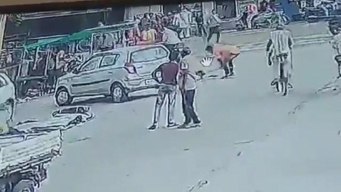 बारां, हत्या, सड़क, राजस्थान