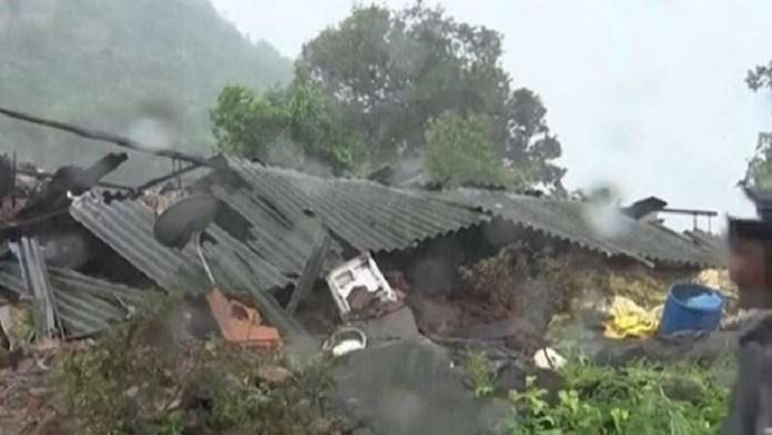 महाराष्ट्र बारिश मौत