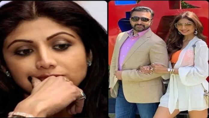 शिल्पा शेट्टी इस्तीफा राज कुंद्रा