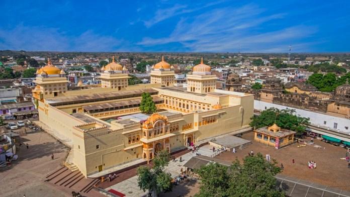 ओरछा का रामराजा मंदिर