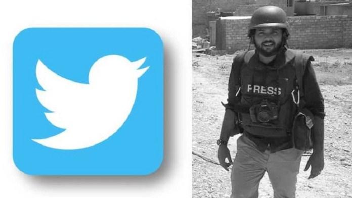 ट्विटर, दानिश सिद्दीकी