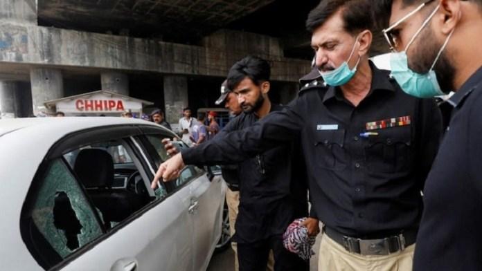 पाकिस्तान, चीनी नागरिकों पर हमला
