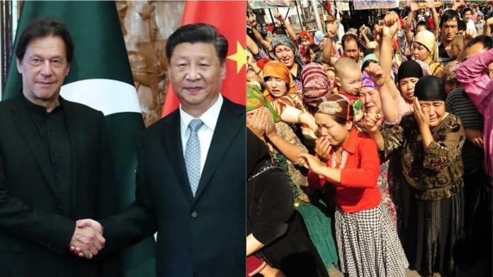 उइगर मुस्लिम, पाकिस्तान, चीन