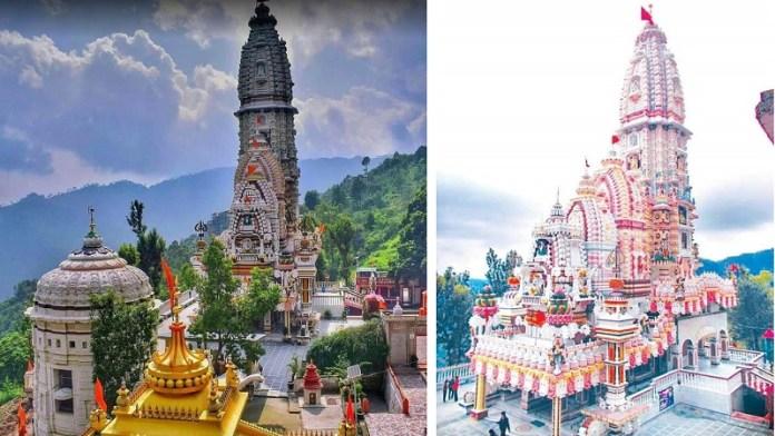 सोलन का जटोली शिव मंदिर