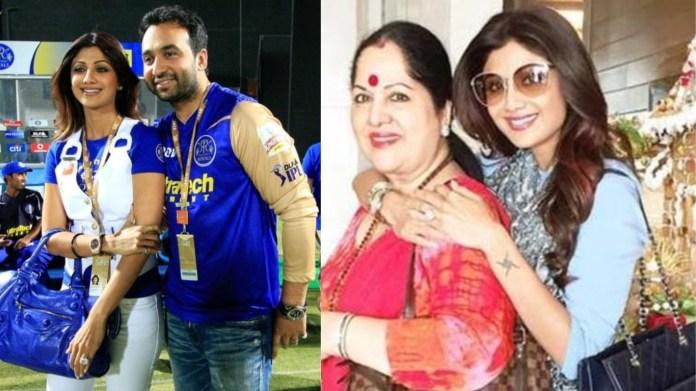 शिल्पा शेट्टी से जुड़े अन्य विवाद