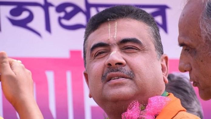 कलकत्ता हाई कोर्ट का आदेश शुभेन्दु अधिकारी की सुरक्षा बहाल करे ममता सरकार