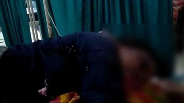 हिंदू महिला, आरिफ ने जलाया