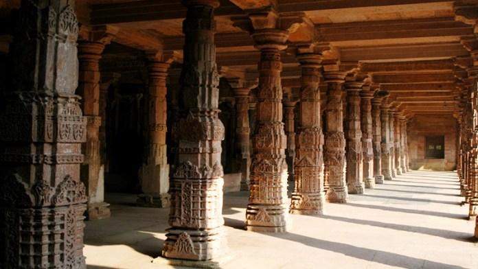 भोजशाला सरस्वती मंदिर धार