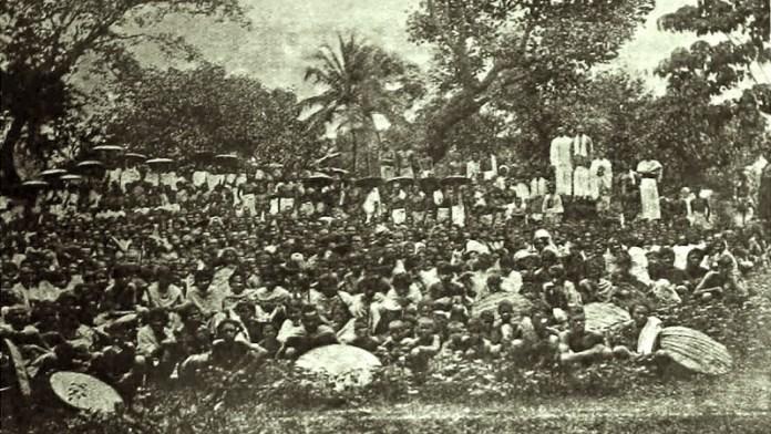 मोपला, हिन्दुओं का नरसंहार, केरल