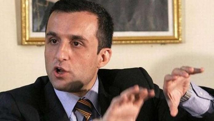 अफगान के उपराष्ट्रपति अमरुल्लाह सालेह