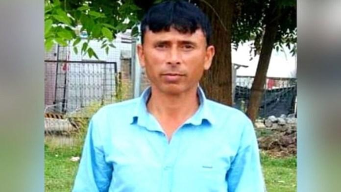 बीजेपी नेता जावेद अहमद डार