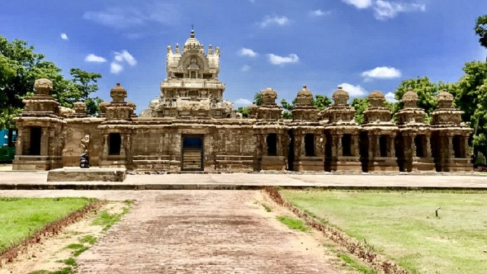 कांचीपुरम का कैलाशनाथ मंदिर
