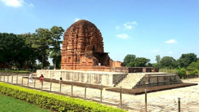 छत्तीसगढ़ के सिरपुर का लक्ष्मण मंदिर
