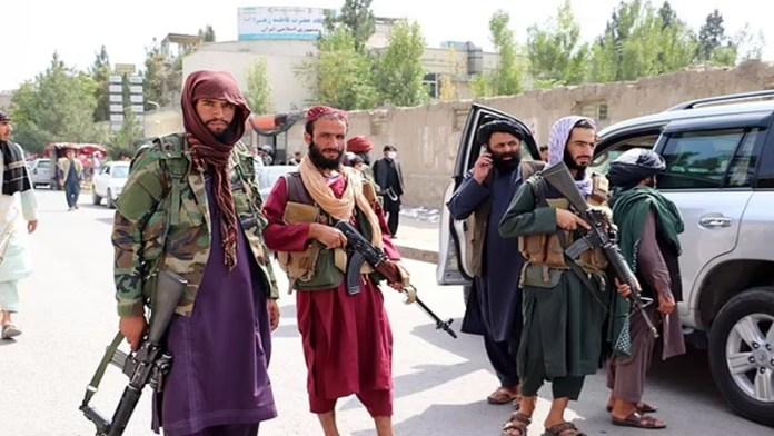 तालिबान अफगानी