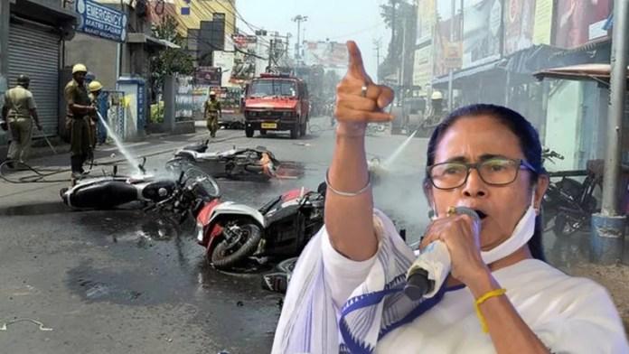 पश्चिम बंगाल हिंसा पर सीबीआई की एफआईआर से टीएमसी की करतूत आई सामने