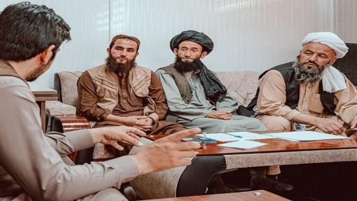 तालिबान शरिया कानून