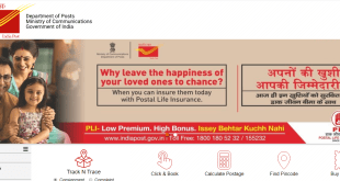 https://www.indiapost.gov.in/vas/Pages/IndiaPostHome.aspx