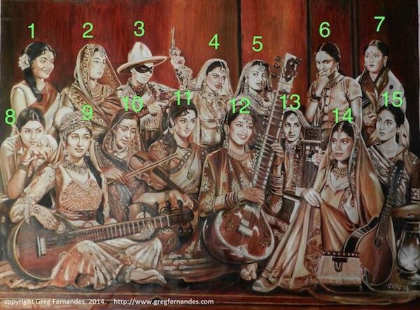 guess 15 bollywood heroines names