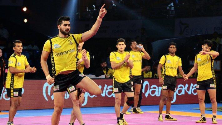 Tamil Thalaivas Team Season 7