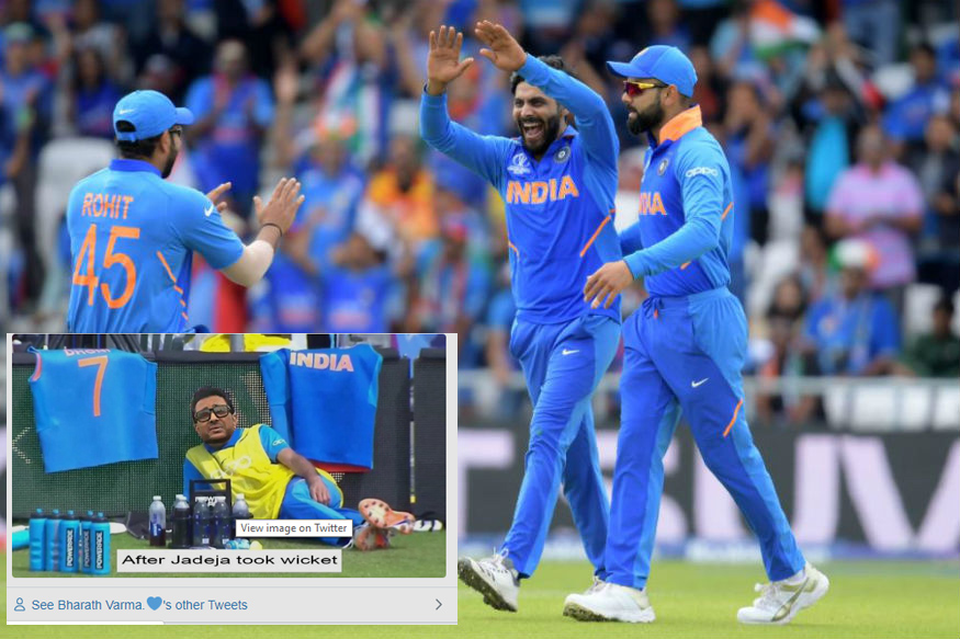 Twitter reacts over IND-NZ Match